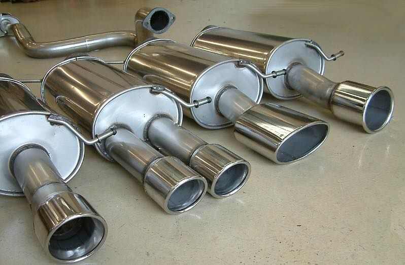 Exhausts and Mongoose performance exhausts